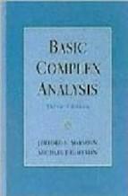 Portada de BASIC COMPLEX ANALYSIS