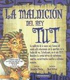 Portada de LA MALDICION DEL REY TUT/ KING TUT'S CURSE! (NO TE GUSTARIA SER./ WOULDN'T YOU LIKE TO BE.)