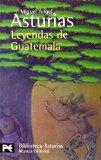 Portada de LEYENDAS DE GUATEMALA