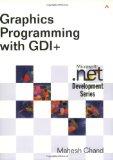 Portada de GRAPHICS PROGRAMMING WITH GDI+ (MICROSOFT .NET DEVELOPMENT)
