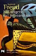 Portada de LOS ORIGENES DEL PSICOANALISIS
