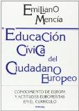 Portada de EDUCACIÓN CÍVICA DEL CIUDADANO EUROPEO