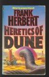 Portada de HERETICS OF DUNE