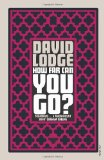 Portada de HOW FAR CAN YOU GO? BY LODGE, DAVID (2011) PAPERBACK