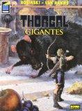 Portada de THORGAL 18 GIGANTES (2ª ED.)