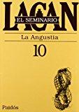 Portada de EL SEMINARIO, LIBRO 10: LA ANGUSTIA