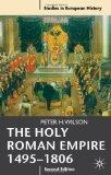 Portada de THE HOLY ROMAN EMPIRE 1495-1806