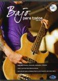 Portada de BAJO PARA TODOS+CD (CARISCH MUSIC LAB SPAGNA)
