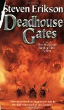 Portada de DEADHOUSE GATES (MALAZAN BOOK OF THE FALLEN)