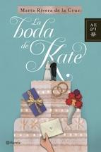 Portada de LA BODA DE KATE (EBOOK)