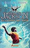 Portada de EL LADRON DEL RAYO (THE LIGHTNING THIEF)