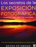Portada de LOS SECRETOS DE LA EXPOSICIÓN FOTOGRÁFICA