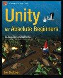 Portada de UNITY FOR ABSOLUTE BEGINNERS