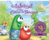 Portada de THE ISLAND OF THE CARE-A-BEANS - VEGGIETALES MISSION POSSIBLE ADVENTURE SERIES #1: PERSONALIZED FOR DAISY