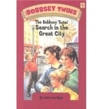 Portada de [THE BOBBSEY TWINS' SEARCH IN THE GREAT CITY * *] [BY: LAURA LEE HOPE]