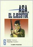 Portada de ASA EL EJECUTOR # 6