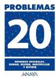 Portada de PROBLEMAS 20. NÚMEROS DECIMALES. SUMAR, RESTAR, MULTIPLICAR Y DIVIDIR
