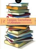 Portada de LENGUA CASTELLANA Y LITERATURA 2º BACHILLERATO