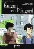 Portada de ENIGME EN PERIGORD (NIVEAU 1) (LIVRE+CD)