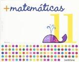 Portada de MAS MATEMÁTICAS 11