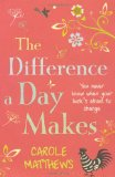 Portada de THE DIFFERENCE A DAY MAKES