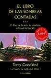 Portada de EL LIBRO DE LAS SOMBRAS CONTADAS