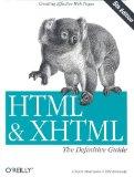 Portada de HTML & XHTML (5TH ED.)