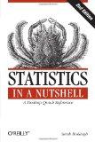 Portada de STATISTICS IN A NUTSHELL