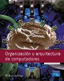 Portada de ORGANIZACION Y ARQUITECTURA DE COMPUTADORES