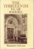 Portada de THE THIRTEENTH YEAR: A BAR MITZVAH STORY