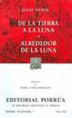 Portada de DE LA TIERRA A LA LUNA; ALREDEDOR DE LA LUNA (16ª ED.)