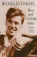 Portada de BOY AND GOING SOLO
