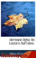 Portada de HERMANN AGHA: AN EASTERN NARRATIVE