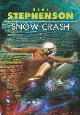 Portada de SNOW CRASH