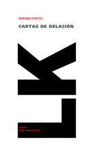 Portada de CARTAS DE RELACIÓN