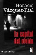 Portada de LA CAPITAL DEL OLVIDO