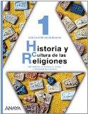 Portada de HISTORIA Y CULTURA DE LAS RELIGIONES 1