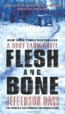 Portada de FLESH AND BONE (BODY FARM NOVELS)