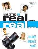 Portada de MARKETING: REAL PEOPLE, REAL CHOICES