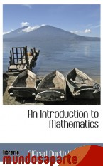 Portada de AN INTRODUCTION TO MATHEMATICS