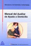 Portada de AUXILIAR DE AYUDA A DOMICILIO: SIMULACRO DE EXAMEN