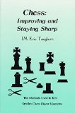 Portada de CHESS: IMPROVING AND STAYING SHARP: THE METHODS USED IN KEN SMITH'S CHESS DIGEST MAGAZINE