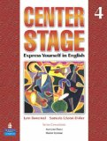 Portada de CENTER STAGE 4: EXPRESS YOURSELF IN ENGLISH