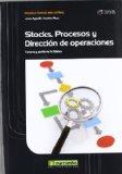 Portada de STOCK, PROCESOS Y DIRECCIÓN DE OPERACIONES
