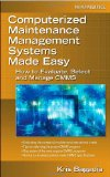 Portada de COMPUTERIZED MAINTENANCE MANAGEMENT SYSTEMS MADE EASY