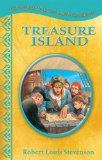 Portada de TREASURE ISLAND (TREASURY OF ILLUSTRATED CLASSICS)