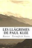 Portada de LES LLAGRIMES DE PAUL KLEE