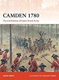 Portada de CAMDEN 1780: THE ANNIHILATION OF GATES' GRAND ARMY (CAMPAIGN)