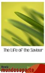 Portada de THE LIFE OF THE SAVIOUR