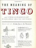 Portada de MEANING OF TINGO
